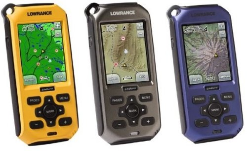 Lowrance intros three GPS units
