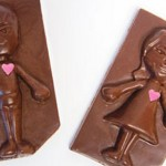 Forget roses: Chocolate Wii Miis for Valentine's Day