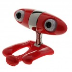 Minoru: Your Personal 3D Wall-E Webcam