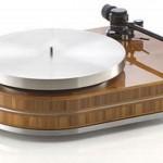 Montegiro's Legno luxury wooden turntable