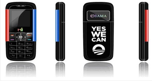 Barack Obama-branded cellphone hits Kenya