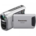 New Panasonic camcorders use SD/SDHC memory cards
