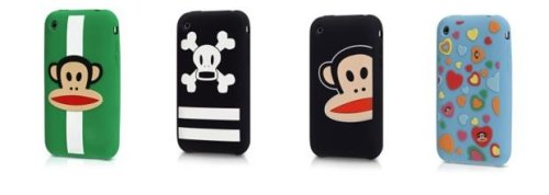 Paul Frank iPhone 3G cases