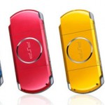 Sony PSPs in carnival colors for Japan