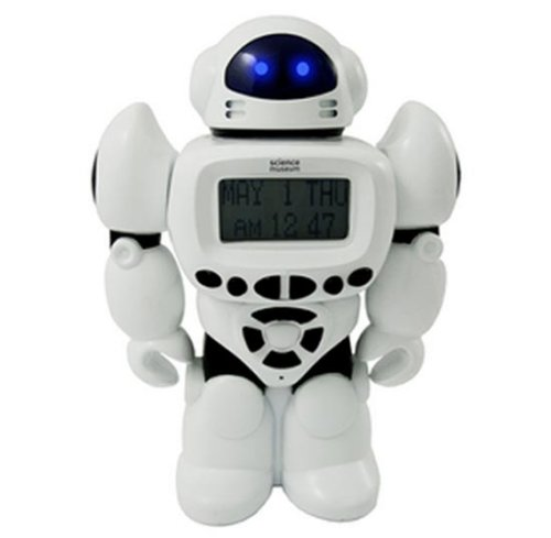 Robot Money Box looks tough, stores money