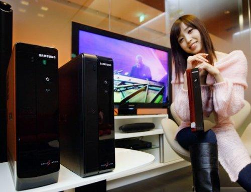 Samsung debuts three slim MagicStation PCs