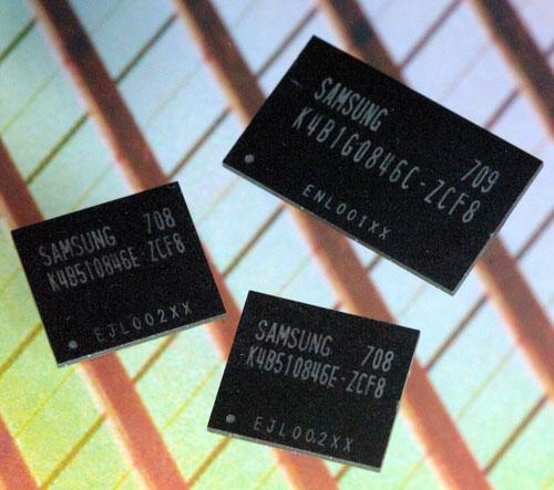 Samsung DRAM Modules