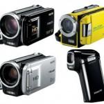 Sanyo debuts new Xacti digital camcorders