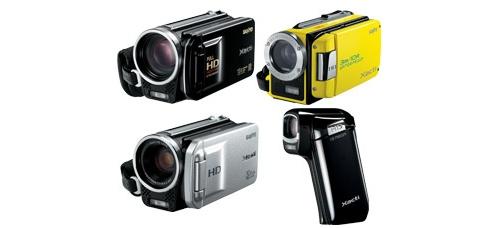 Sanyo Dual Camera Xacti
