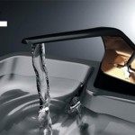 Shifter faucet lets you change gears