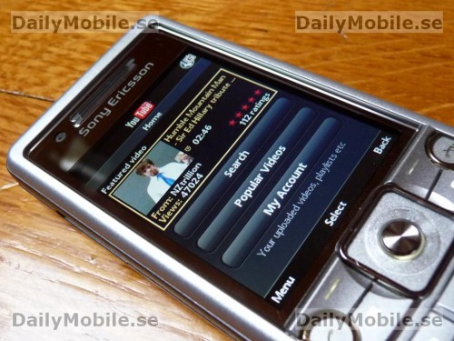 New pics of Sony Ericsson C510 (Kate)