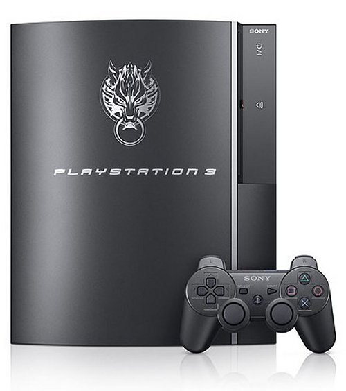 Sony Final Fantasy VII edition PS3