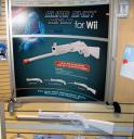 Sure Shot Wii Rifle is three weapons in one