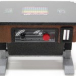 Space Invaders retro tabletop bank now available in the US