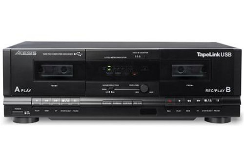 TapeLink converts cassette tapes to MP3