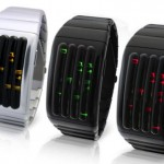 Tokyoflash Kisai Keisan LED watch is a beauty