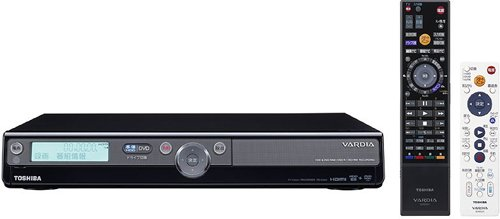 Toshiba RD-G503 DVR with 500GB HDD