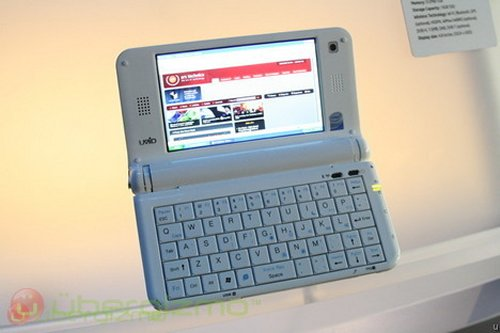 Sleek MBook M1 spotted at CES