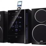 JVC gives us 80s audio system flashbacks