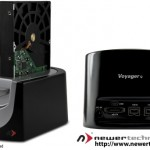 Voyager Q: A Toaster Looking Dock for your SATA Hard Drive