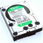 Western Digital launches 2TB Caviar Green hard drive
