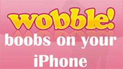 Wobble for iPhone