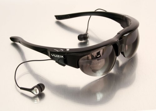 Vuzix Wrap 920AV head-mounted display