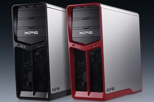 Dell intros XPS 625 gaming rig