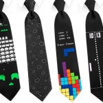 Classic Gaming Ties are all class