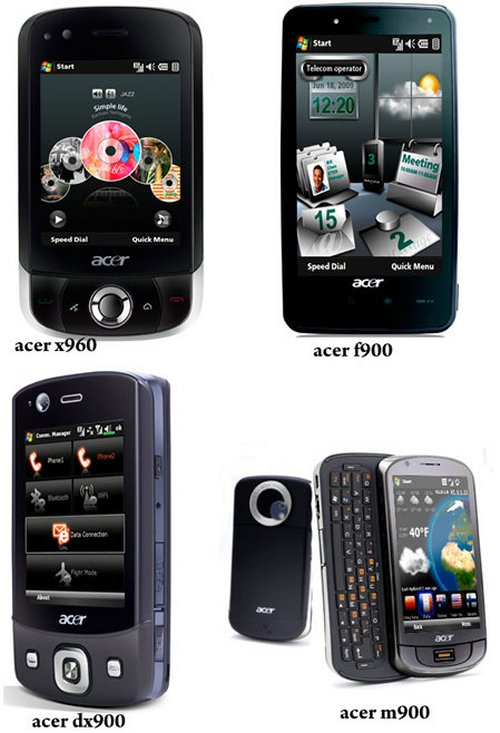Acer launches Tempo line of new phones