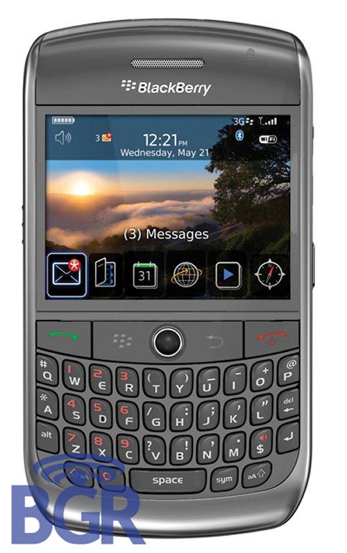 BlackBerry Gemini 9300