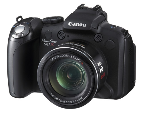 Canon SX1 IS