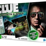Clue Secrets & Spies uses text messaging for hints