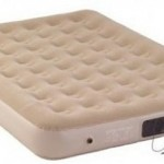 Coleman Inflatable Mattress with built-in speakers