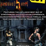 Zombies take over Best Buy for Resident Evil 5 Launch