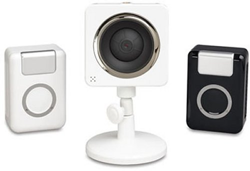 D-Links D-Life web-based home surveillance cameras