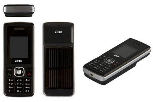 Digicel ZTE Coral 200 Solar eco phone