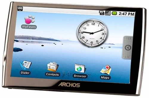 Archos to release Android phone/tablet