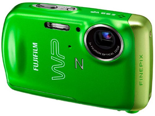 Waterproof Fujifilm FinePix Z33WP digicam