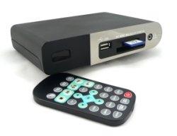 Worlds first HDMI 1080p digital photo viewer