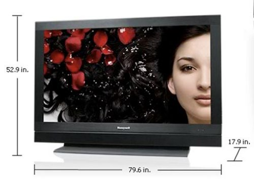 82-Inch 1080p LCD coming from Honeywell