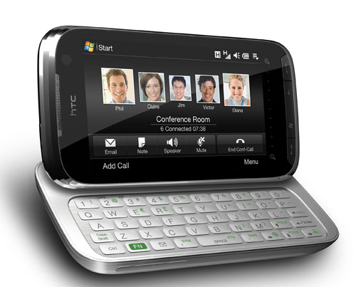 Unlocked HTC Touch Pro2 launched
