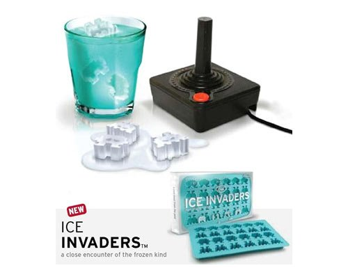 This just in: Ice Invaders attack drinks