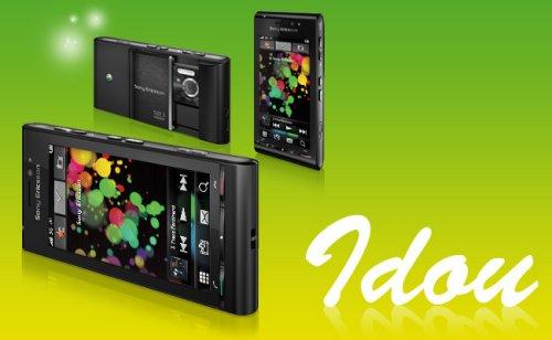 Sony Ericsson unveils Idou