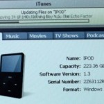 Upgrade your iPod to 240 GB