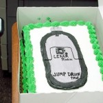 Bakery mistake results in the creation of a USB Flash Drive Cake