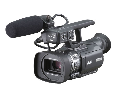 JVC GY-HM100