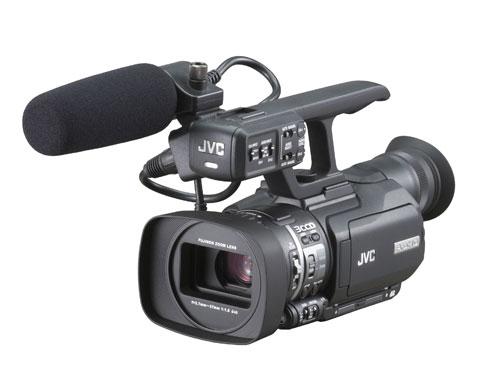 JVC GY-HM100