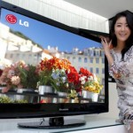 LG LH30FD HDTV reduces power consumption by 70%