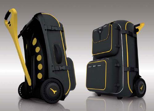 Live Luggage Hybrid PA